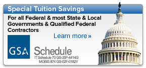 Special Tuition Savings for Federal, State and Local Governments and Qualified Federal Contractors