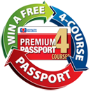 Win a Free 4-Course Passport!