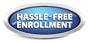 Hassle-Free Enrollment