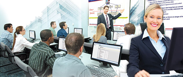 Intensive Short-Courses for IT Professionals & Managers